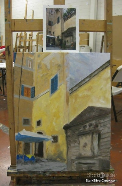 streets-of-rome-italy-oil-painting