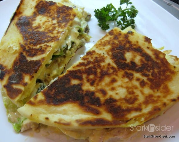 Turkey Hummus Panini Recipe