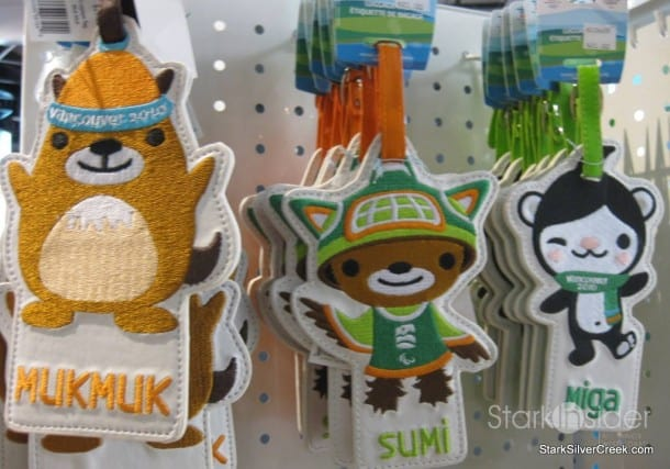 Vancouver 2010 Olympic Souvenirs