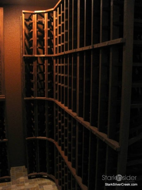 Wine Racks for Cellar - a DIY adventure!