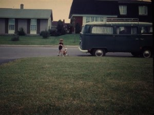 1968 VW Van
