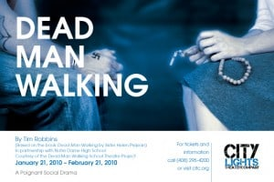 Dead Man Walking at City Lights Theatre Company in San Jose