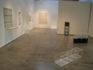 Theodora Varnay Jones, 2009, Manifold, exhibition view