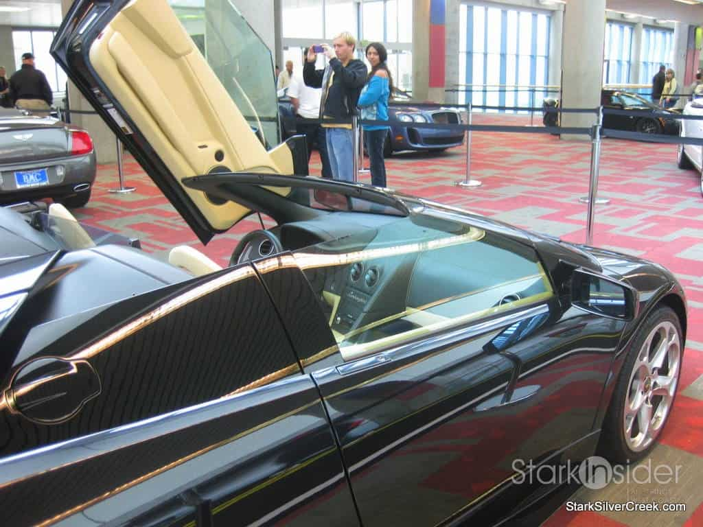 2010 silicon valley international auto show 8 stark insider. Black Bedroom Furniture Sets. Home Design Ideas