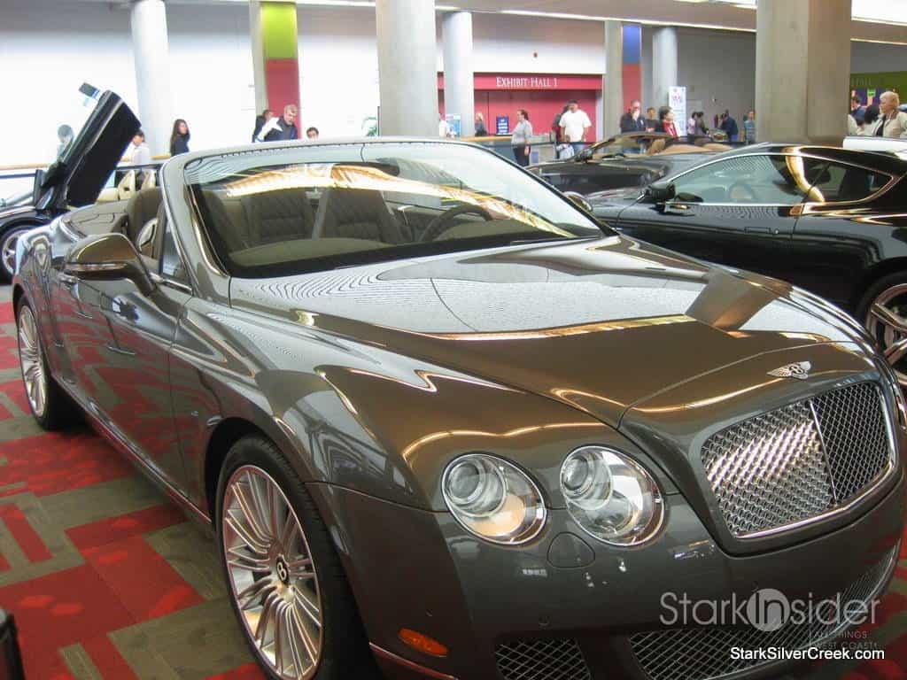 Siliconvalleyinternationalautoshow Stark Insider - San jose international car show