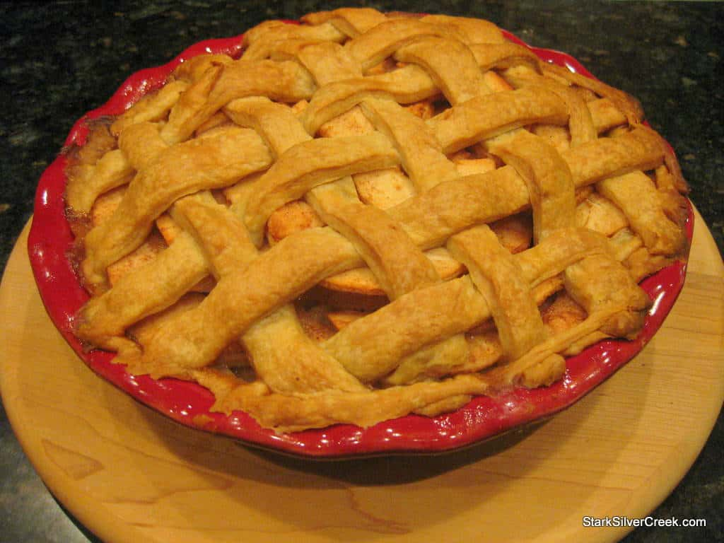 Apple Pie Recipe — Dishmaps