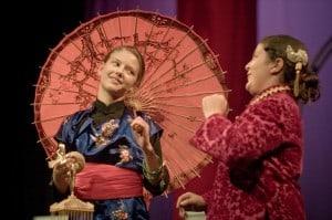 Berkeley Playhouse Mulan