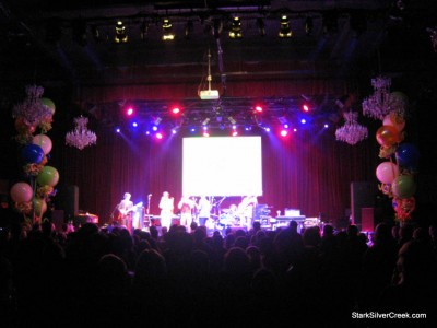 """Bill's Birthday Bash"" at The Fillmore in San Francisco. It was a full house."