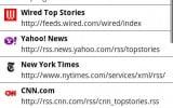 News Room Feeds
