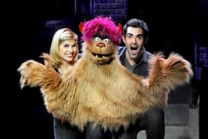 Avenue Q Broadway San Jose Opened this week