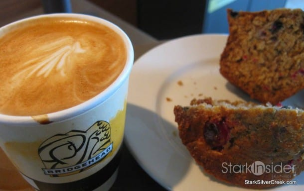 Bridgehead Coffee - review and photos