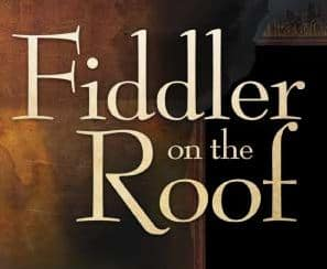 Fiddler on the Roof by SHN San Francisco at the Golden Gate Theatre