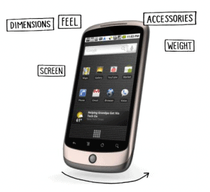 Surprise! Nexus One: Google's first smartphone, announced today