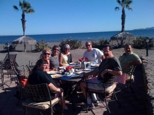 A Perfect Day for Brunch at Hotel Oasis with Our Friend
