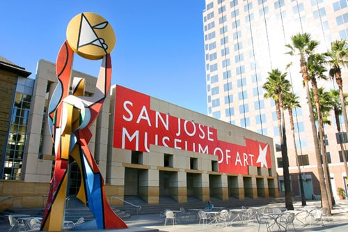 The San Jose Museum of Art