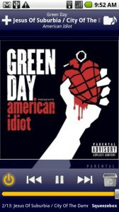 American Idiot, a masterpiece by Green Day on Squeeze Commander