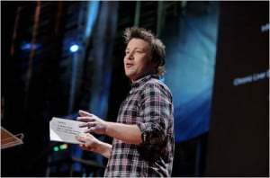 Jamie Oliver, TED Prize Winner 2010