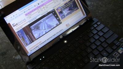 HP 5102 Netbook