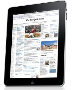 The New York Times on iPad: Twice the fun