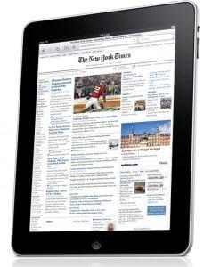 The New York Times on iPad: Twice the fun