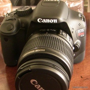 Canon T2i StarkSilverCreek test and first impressions