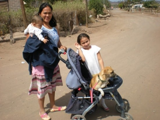 "Animalandia - Family With Newly Adopted and Spayed ""Toby"""