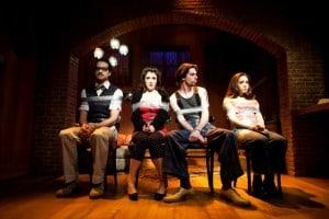 Den of Thieves at SF Playhouse
