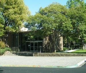 Facebook HQ in Palo Alto
