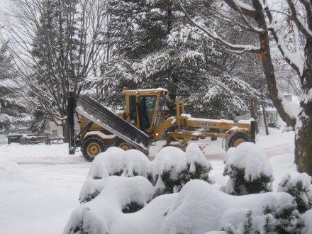 Ottawa Ontario in January
