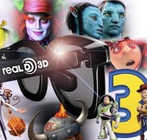 RealD 3D Cinequest