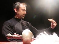 Frank Langella's Cyrano, City Lights Theater Company