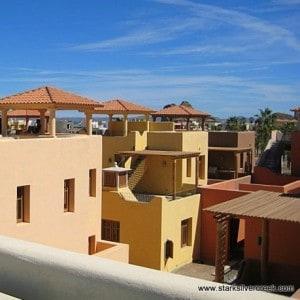 The Agua Viva neighborhood in Loreto Bay