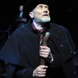 James Carpenter stars in Aurora Theatre Company's John Gabriel Borkman  Photo by David Allen