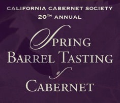 Cabernet Society Barrel Tasting in San Francisco