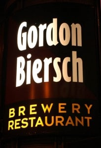 Gordon Biersch San Francisco
