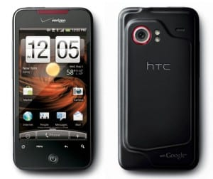 HTC Incredible: Available on Verizon April 29 for $199