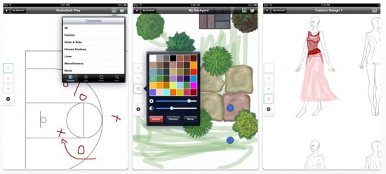 Ideate iPad