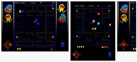 Pacman for iPad
