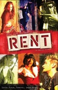 Rent, Palo Alto Players