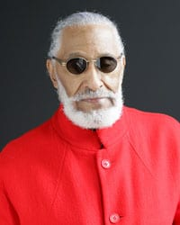 Tenor saxophone master Sonny Rollins, the