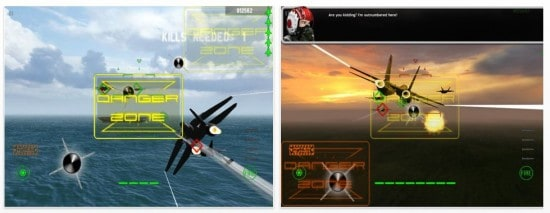 Top Gun iPad