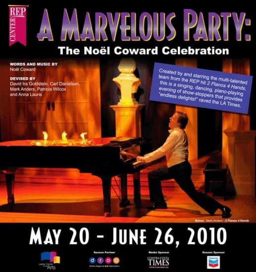 A Marvelous Party: The Noël Coward Celebration