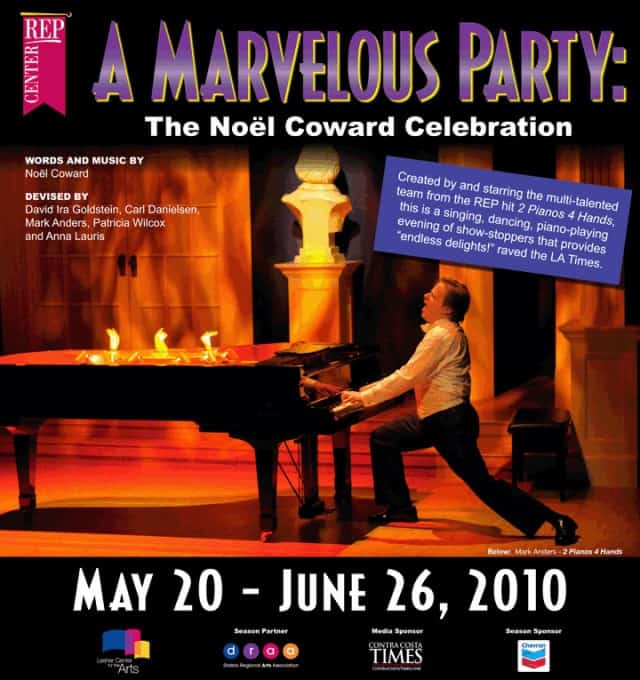 A Marvelous Party: The Noël Coward Celebration