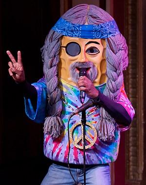 Hippie Peanut photo by Rick Markovich