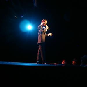 Sandy Hackett's Rat Pack Show, Marines' Memorial Theatre, San Francisco