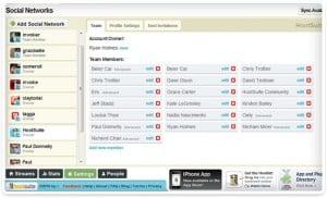 HootSuite Team Collaboration