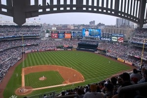 Apple iPad banned Yankee Stadium