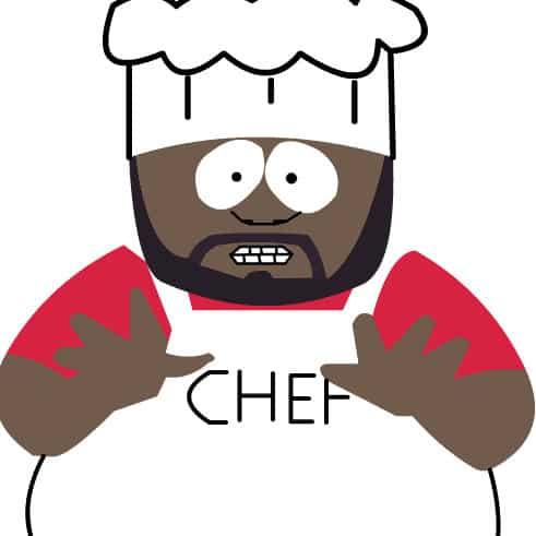 Steamy kitchen, steamier chef | Stark Insider