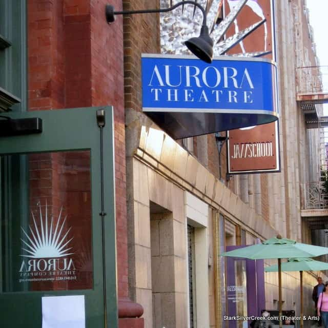 Aurora Theatre in Berkeley