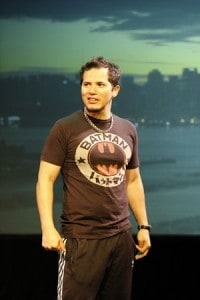Obie and Emmy Award-winner John Leguizamo brings his solo show Klass Klown to Berkeley Rep's new Fireworks festival. Photographer: Carol Rosegg